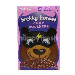 Freedom Foods Brekky Heroes Choc Boulders