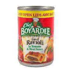 Chef Boyardee Ravioli Sapi