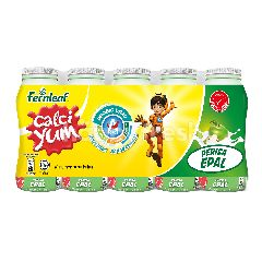 Fernleaf Apple Flavoured Calci Yum Yogurt (5 Bottles)