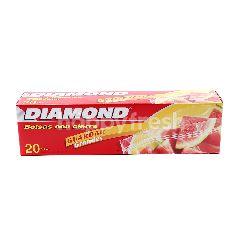 Diamond Zipper Bags (20 Bags)
