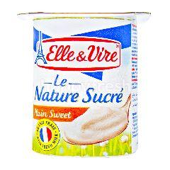 Elle & Vire Yogurt Tawar