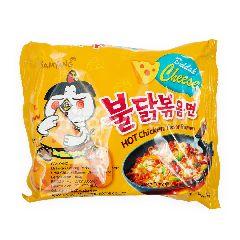 Samyang Mie Ramen Instan Goreng Pedas Rasa Ayam Keju