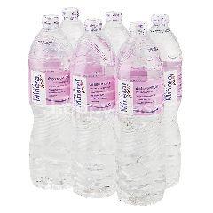 บิ๊กซี บิ๊ิ๊ิ๊กซี น้ำแร่ธรรมชาติ 1.5 ลิตร (เเพ็ค)
