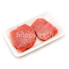 Pork Shoulder Loin Steak (~500g)