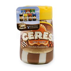 Ceres Chocolate Hazelnut Duo Spread