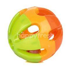 BeezTees Plastic Wiggle Ball (7.5Cm)