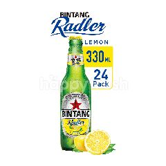 Bintang Radler Bir & Lemon (24 x 330ml)