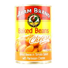 Ayam Brand Baked Beans Cheese 425G