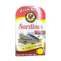 Ayam Brand Sardines In Chilli Oil