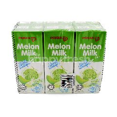 Pokka Melon Milk (6 Packs)
