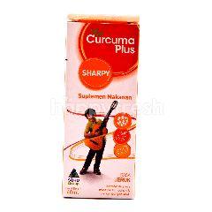 Curcuma Plus Sharpy Suplemen Makanan Rasa Jeruk