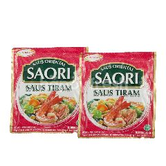 Saori Oyster Sauce Twinpack (23g x 2)
