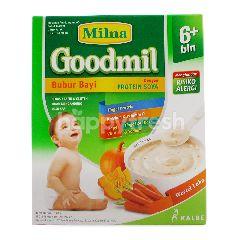 Milna Goodmil 6+ Rasa Wortel Labu