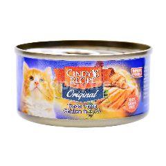 CINDY RECIPE Tender Fresh Chicken In Broth