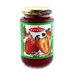 Jammy Strawberry Jam