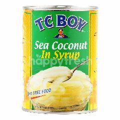 Tc Boy Sea Coconut In Syrup