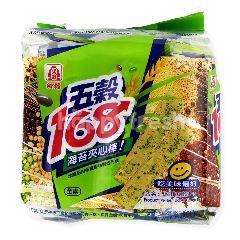 Pie Tien Staple Grains 168 (Seaweed Flavour)