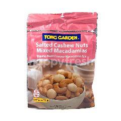 Tong Garden Kacang Mede Campur Kacang Macadamia Asin