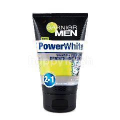 Garnier Men Power White 2in1