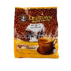 Old Town 2 In 1 Instant Premix White Coffee (15 Pieces x 25G)