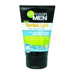 Garnier Men Turbo Light Oil Control Face Wash