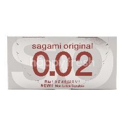 Sagami Original Ultimate Kondom Tanpa Latex