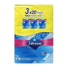 LIBRESSE Maxi Pads - Non Wings