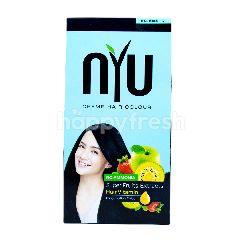 NYU Crème Hair Colour 1.10 Blue Black