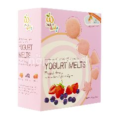 Wel B Baby Freeze Dried Yogurts Mixed Berry (25g)