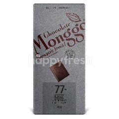 Monggo 77% Cokelat Hitam