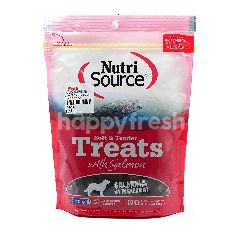 Nutri Source Soft And Tender Treats With Salmon