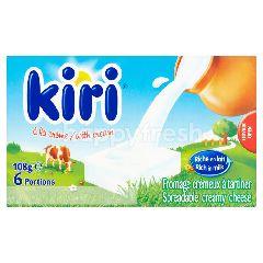Kiri Cheese Spread With Cream