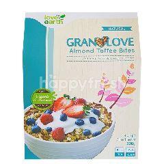 Love Earth Almond Toffee Bites Granola