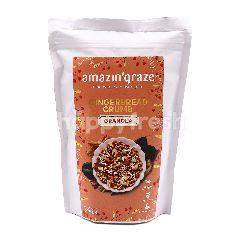 Amazin' Graze Gingerbread Crumb Granola