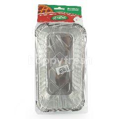 Kingfoil Alumunium Foil Food Container OIV 670 TP