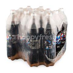 เป๊ปซี่ แมกซ์เทสต์ เครื่องดื่มอัดลม ปราศจากน้ำตาล 1.45 ลิตร (แพ็ค 12)