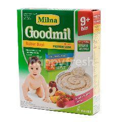 Milna Goodmil Bubur Bayi Rasa Peach Stroberi Jeruk
