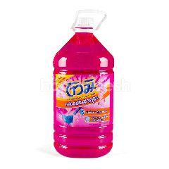 โทมิ น้ำยาถูพื้น กลิ่นสปริงซากุระ