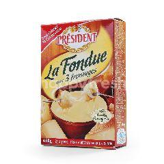 President La Fondue Aux 3 Fromages