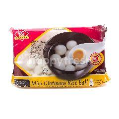 Kg Pastry Mini Glutinous Rice Ball