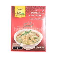 Asian Home Gourmet Bumbu Instan Kari Hijau Thailand Pedas Sedang