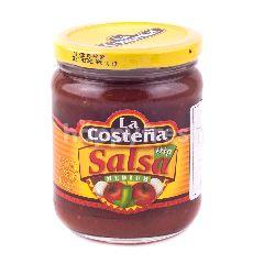 La Costena Saus Cocol Salsa Pedas Sedang