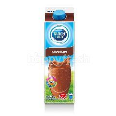 Dutch Lady Milk Pasteurised Pure Farm Chocolate 1L
