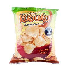 Kusuka Keripik Singkong Original