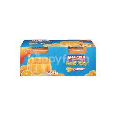 MARIGOLD Orange Fruit Jelly (2x123G)