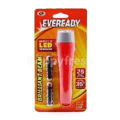 Eveready Brilliant Beam Torchlight With 2 AA Batteries (3 Pieces)