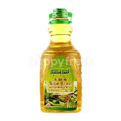 GREEN LOVE Rice Bran Cooking Oil