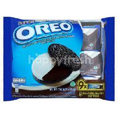 Oreo Dark And White Chocolate Cream Sandwich Cookies