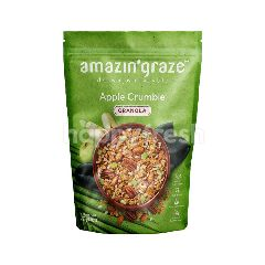 Amazin' Graze Apple Crumble Granola Cereal