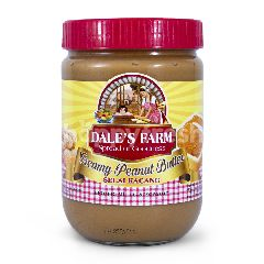 Dale's Farm Selai Kacang Krim